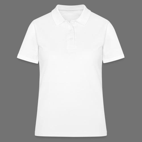 160 BPM (valkoinen pitkä) - Women's Polo Shirt