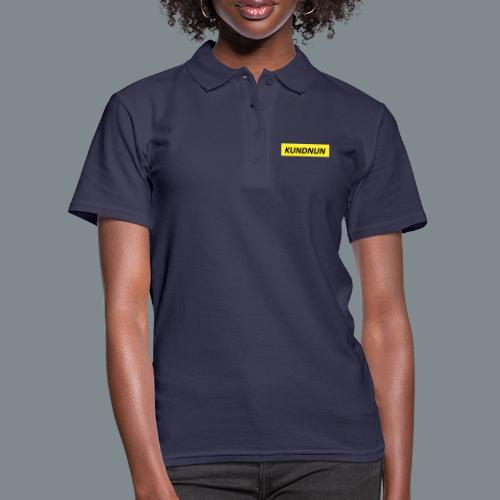 Kundnun official - Women's Polo Shirt