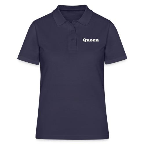 Snapback queen zwart/blauw - Women's Polo Shirt