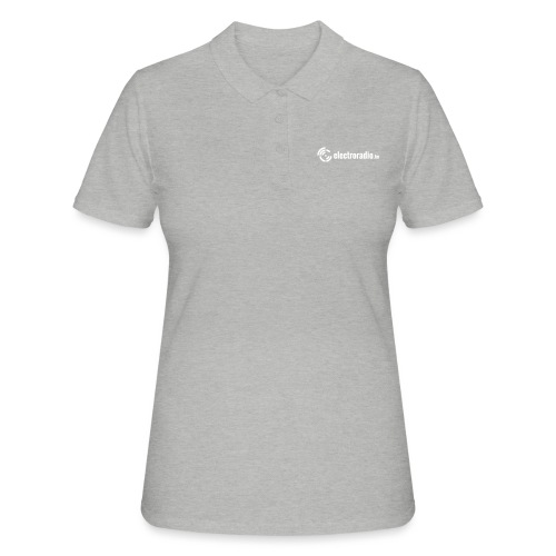 electroradio.fm - Women's Polo Shirt