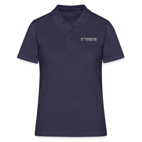 PLAYGROUND - Women's Polo Shirt