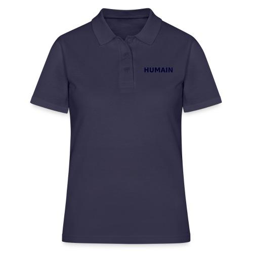 Humain - Women's Polo Shirt