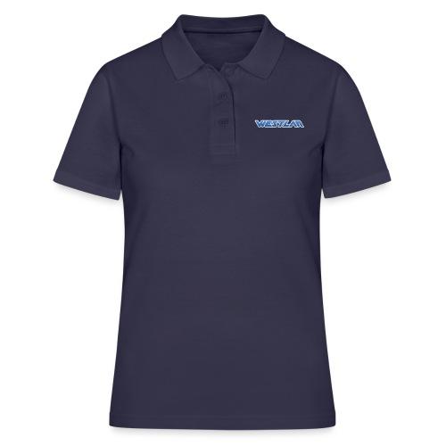 WestLAN Logo - Women's Polo Shirt