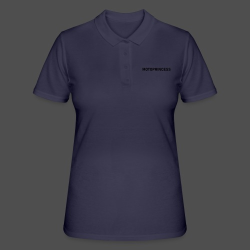 motoprincess - Frauen Polo Shirt