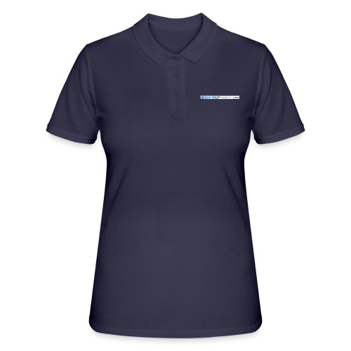 ny logo lang - Women's Polo Shirt