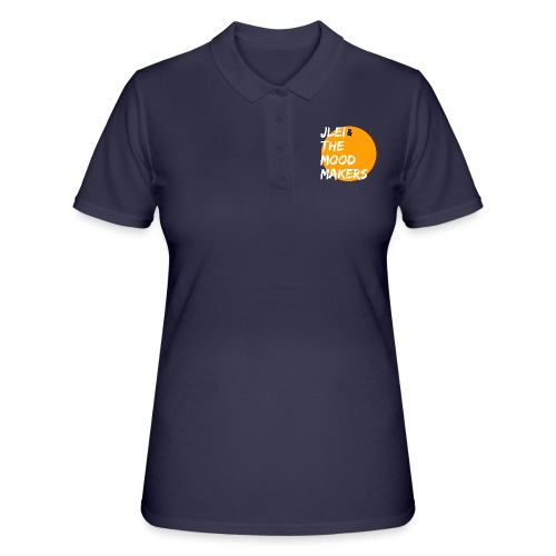 Jlei & The Mood Makers Bandlogo - Frauen Polo Shirt