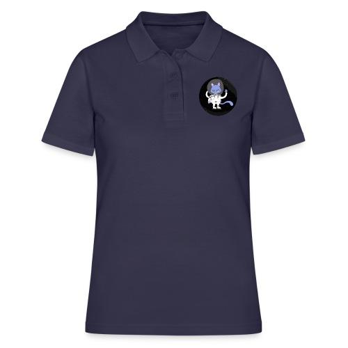 space cat - Women's Polo Shirt