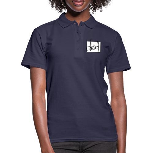 Droef.Gent logo zwart - Vrouwen poloshirt
