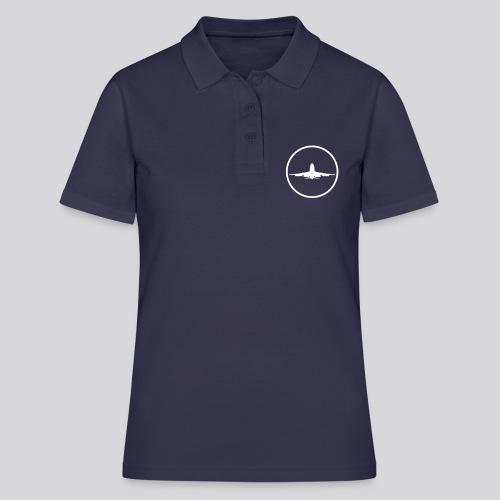 IVAO (White Symbol) - Women's Polo Shirt
