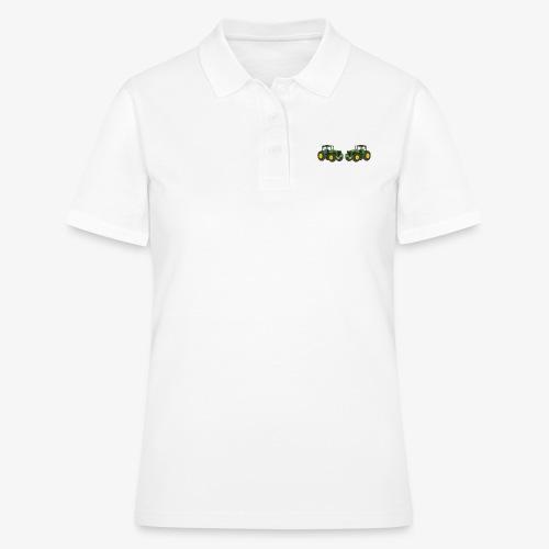Bauern - Frauen Polo Shirt