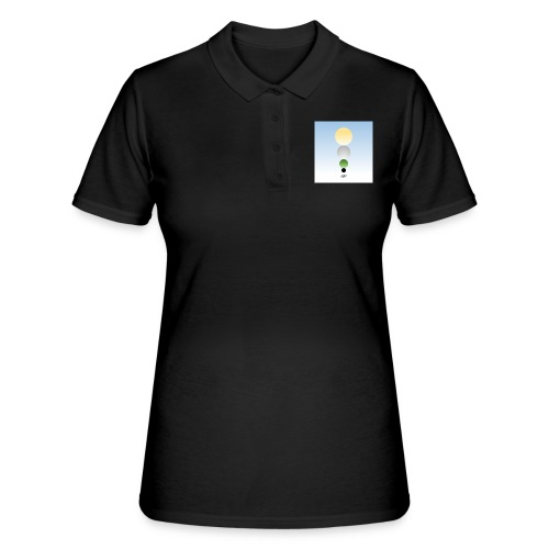 PM Tarot Spheres Verseau - Women's Polo Shirt