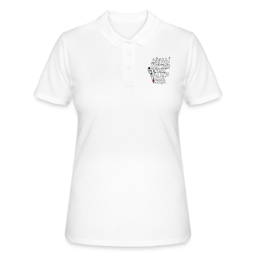 Murda on the beat - Women's Polo Shirt