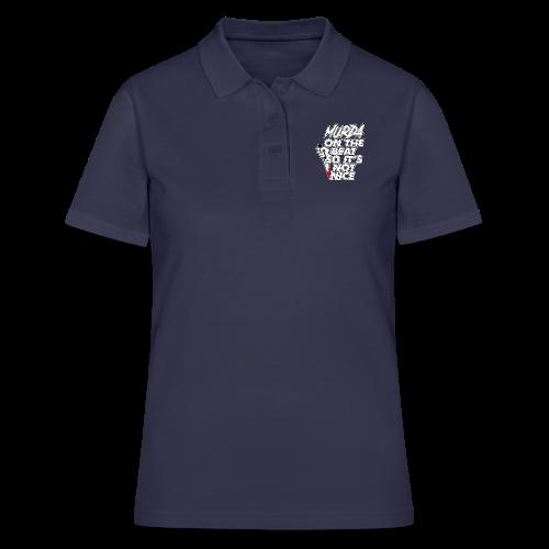 Murda on the beat - Women's Polo Shirt