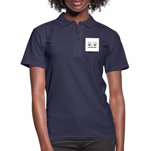 Bodybuilding, kropps byggare - Women's Polo Shirt