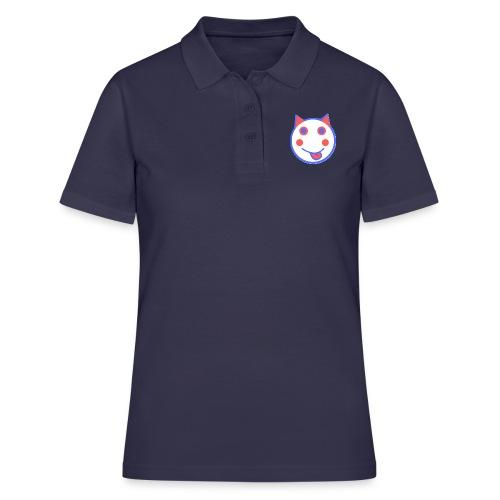 Red White And Blue - Alf Da Cat - Women's Polo Shirt