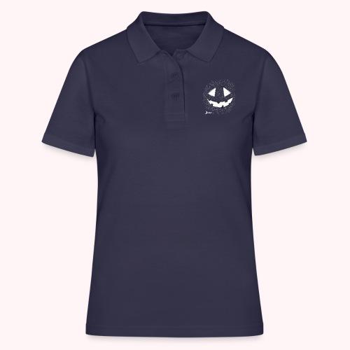 PUMPKIN FACE - 🍂FALL COLLECTION by DEBBY🍁 - Women's Polo Shirt