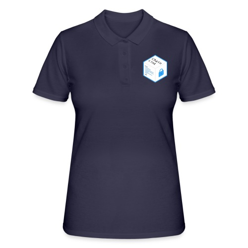 Cryptocurrency - ChainLink - Frauen Polo Shirt