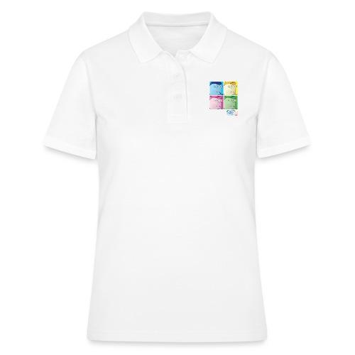 Commissario Warhol - Women's Polo Shirt