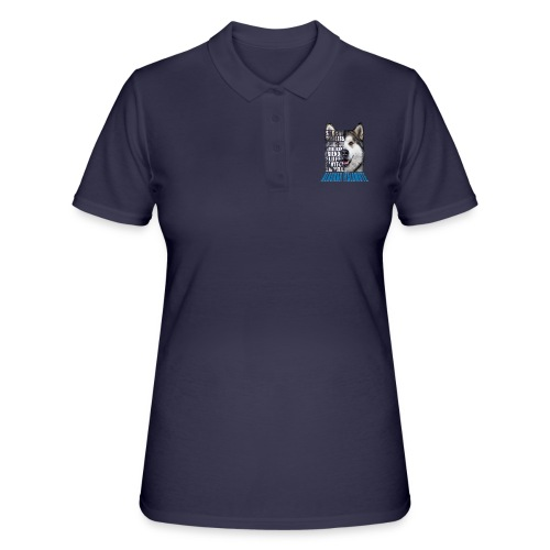 Alaskan Blue - Women's Polo Shirt