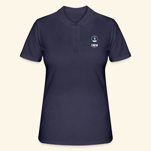 SeaProof Crew - Frauen Polo Shirt