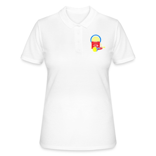 My first Boombox - Women's Polo Shirt