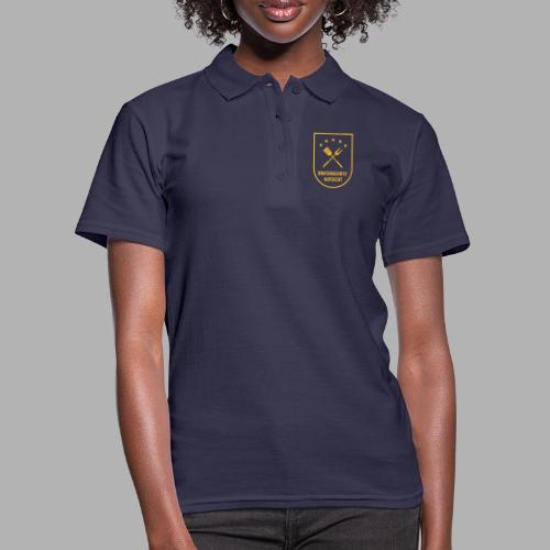 EU Bratenschutz-Aufsicht Dienstabzeichen - Frauen Polo Shirt
