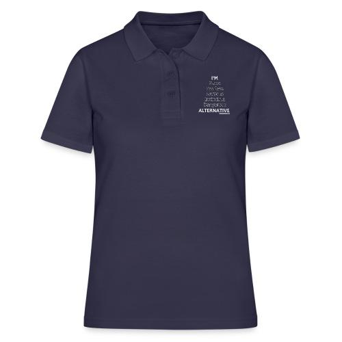 I'm Hoodie Black - Women's Polo Shirt