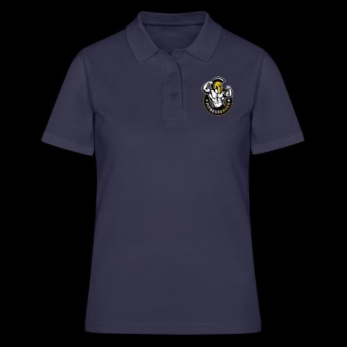 logo fitnessbauer 001 rgb neu - Frauen Polo Shirt