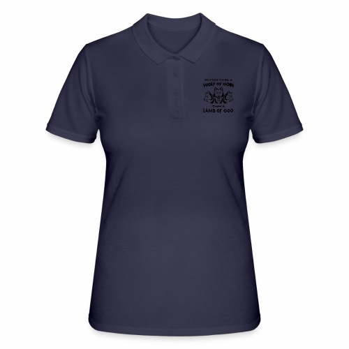 Wolf of Odin - Women's Polo Shirt