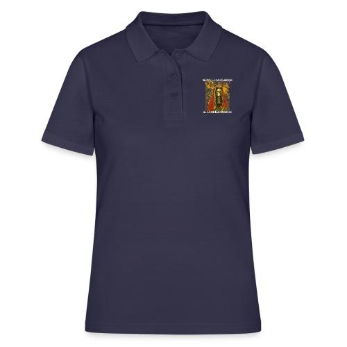 El Dia De Los Muertos Skeleton Design - Women's Polo Shirt