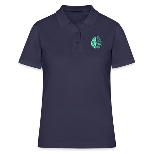 Künstliche Intelligenz t-shirt✅ - Frauen Polo Shirt