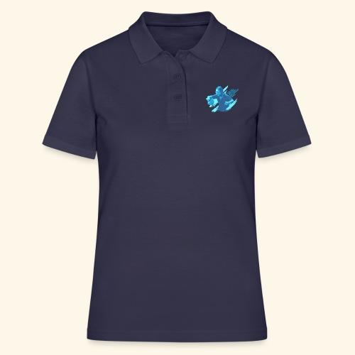 Seien Sie positiv zum Erfolg, Tischtennis-Hemd - Frauen Polo Shirt