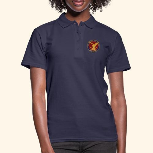 11 aaslt herinneringsenmbleem - Women's Polo Shirt