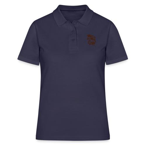 vintage tape - Frauen Polo Shirt