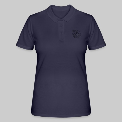 Läufer - Frauen Polo Shirt