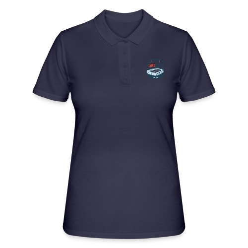 BFM Lake Love - Frauen Polo Shirt