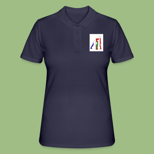 Zidane and Materazzi - Women's Polo Shirt