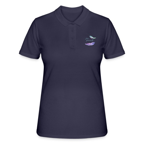 free yourself - Frauen Polo Shirt
