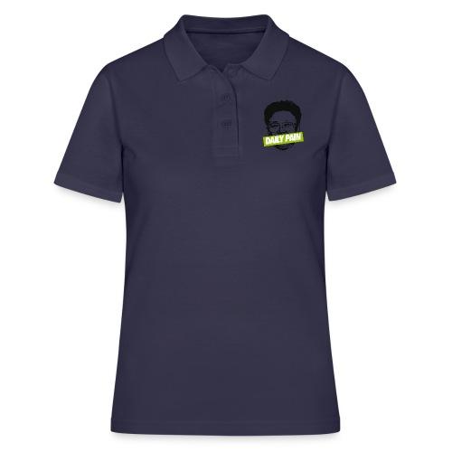 daily pain cho - Women's Polo Shirt