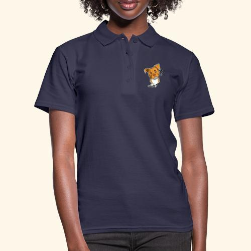 Nice Dogs pitbull 2 - Women's Polo Shirt