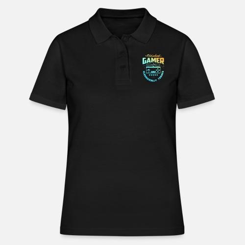 Oldschool gamer - Women's Polo Shirt