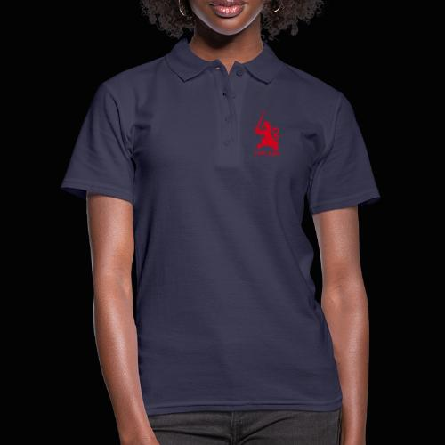red jellona finland - Women's Polo Shirt