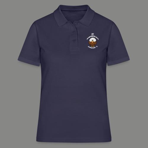Junior`s Weiß - Frauen Polo Shirt