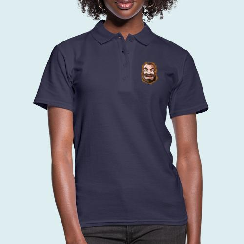 rage face - Women's Polo Shirt