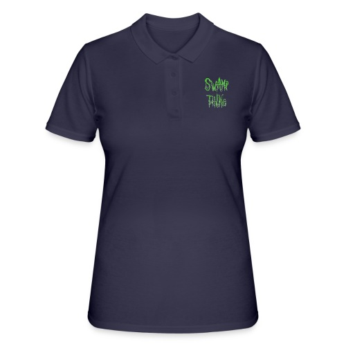 Swamp thing - Women's Polo Shirt