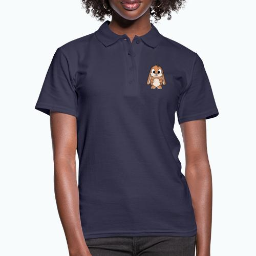 Lily Bunny - Appelsin - Women's Polo Shirt