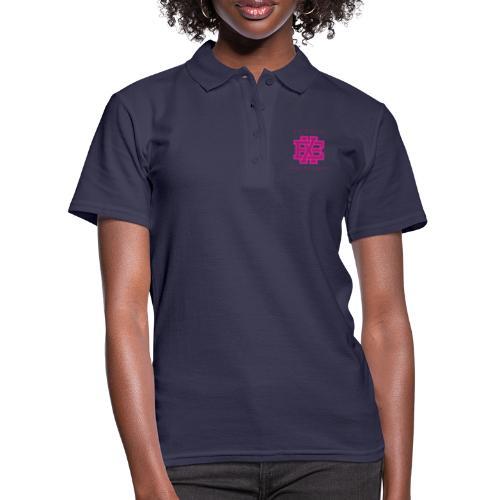 EX EQUO Arts & Crafts Bordeaux - Women's Polo Shirt