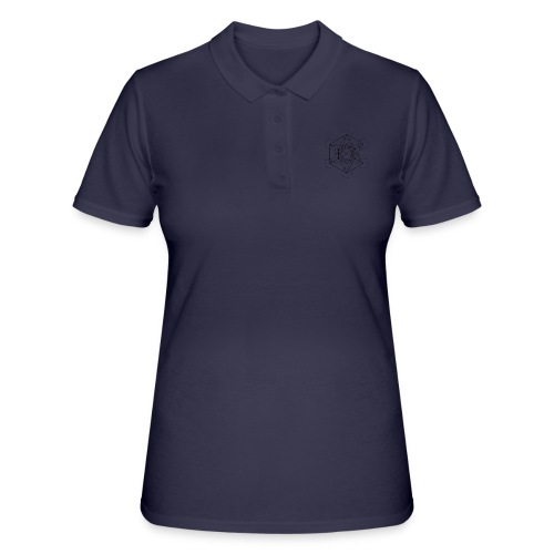 Metatrones Cube - Women's Polo Shirt