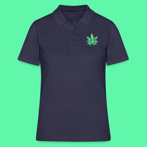 Mary Jane blue - Women's Polo Shirt