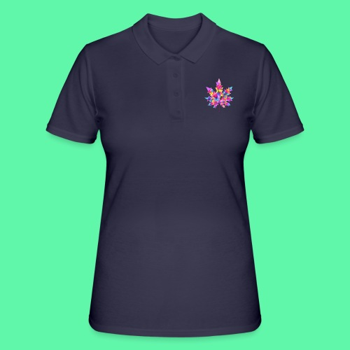 Mary Jane pink - Women's Polo Shirt